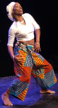 Stage danse afro-antillaise